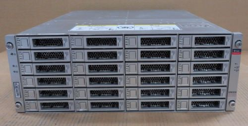 "Oracle Sun Disk Drive Shelf Storage Array 3.5"" J4410 SAS 24 Bay 24x 2TB 7.2k SAS"